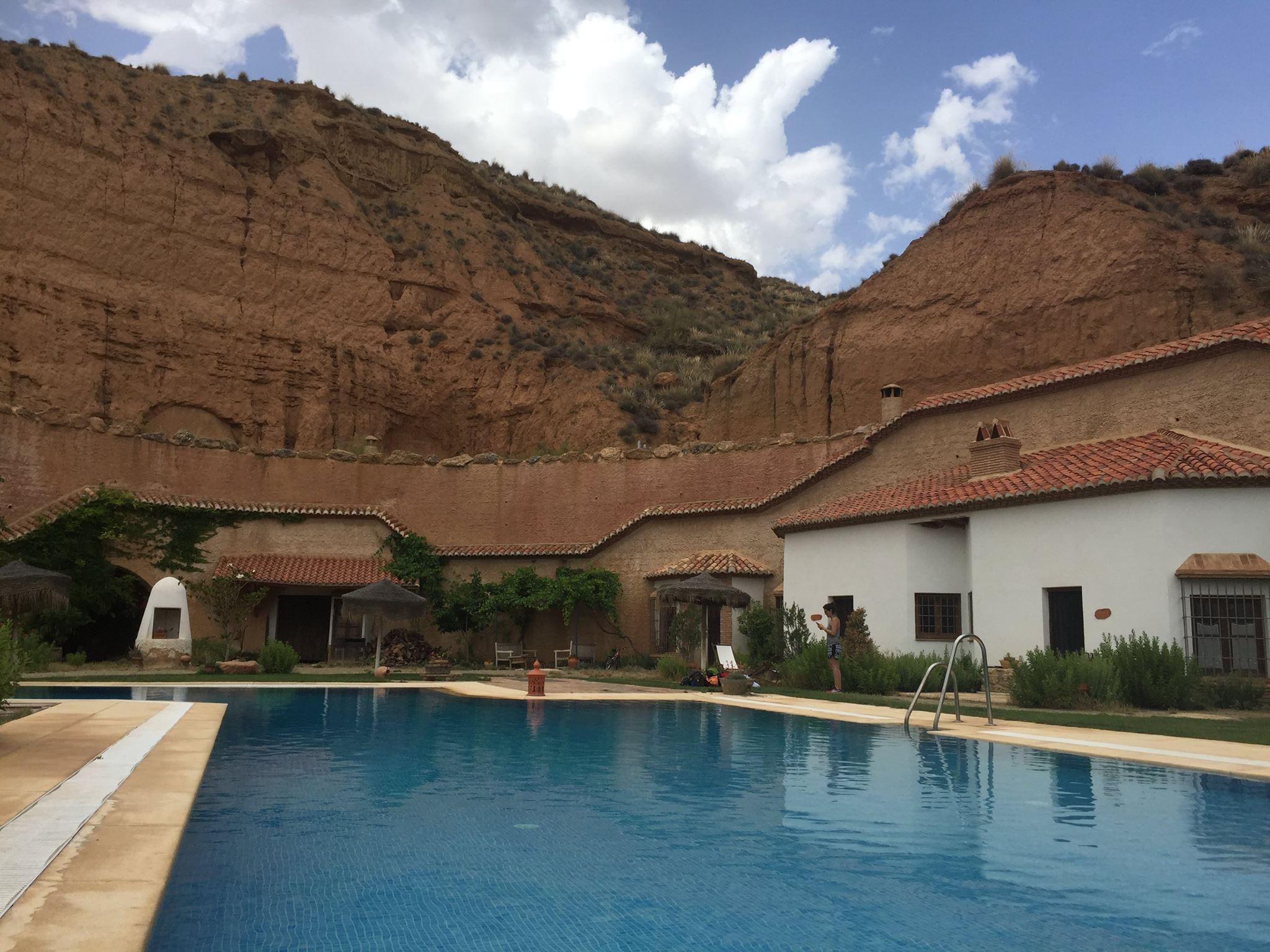 Casas Cuevas Almagruz Granada #Grxperience
