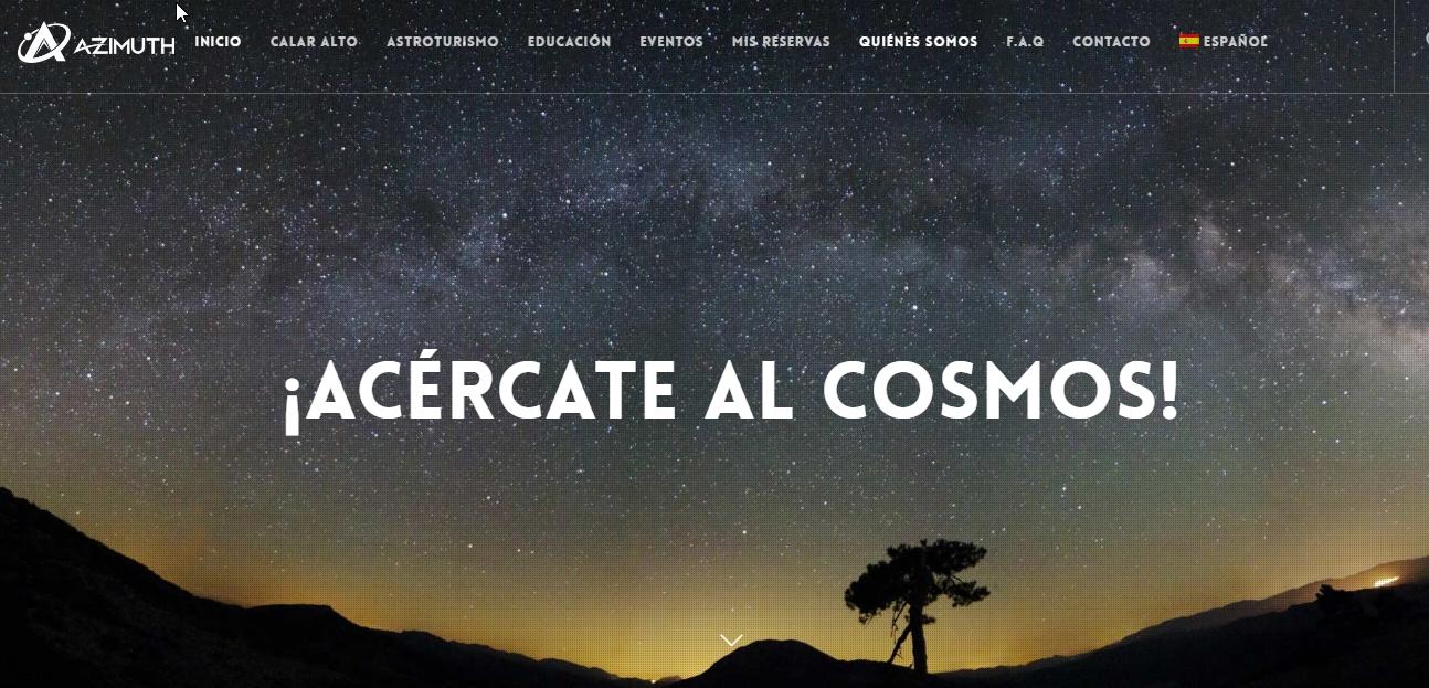 Observación de estrellas