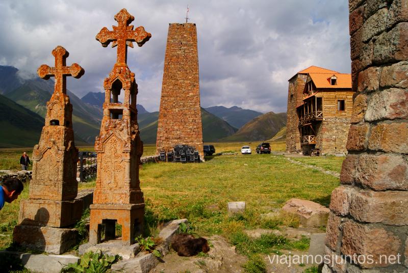 Respeta las costumbres y serás más que bienvenido/a Costumbres de Georgia, curiosidades y tradiciones