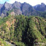 Los grandes picos de la Caldera de Taburiente Ruta de la Caldera de Taburiente, La Palma, Islas Canarias