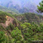 Caminar con estas vistas es un privilegio Ruta de la Caldera de Taburiente, La Palma, Islas Canarias