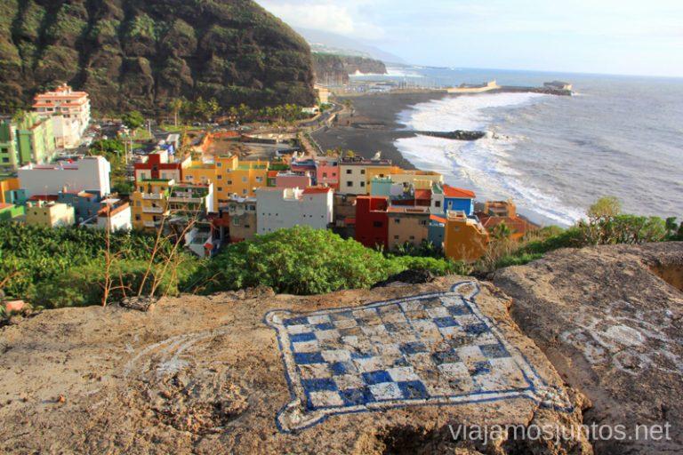 Desde las cuevas de Tazacorte Un viaje a la isla de La Palma, islas Canarias