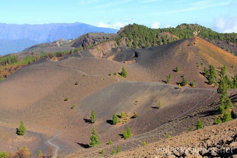 Volcanes Un viaje a la isla de La Palma, islas Canarias