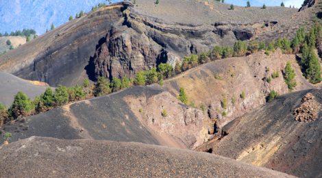 La ruta de los volcanes, desde el Refugio El Pilar hasta los Canarios, Fuencaliente Un viaje a la isla de La Palma, islas Canarias