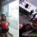 Dejamos la ropa y ¡a disfrutar! Un fin de semana en Granada: bajada en bañador en la estación de esquí Sierra Nevada y playa en Almuñecar, Andalucía