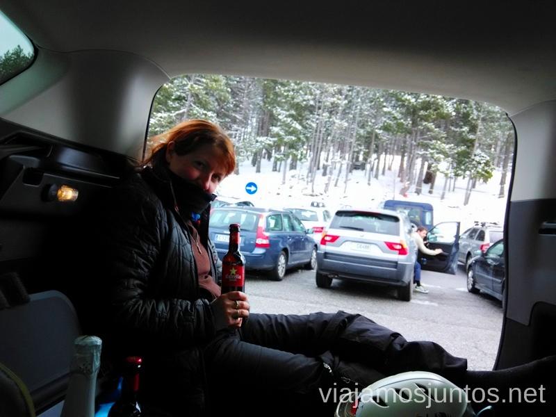¿Una cervecita durante una pausa en Vallnord? Información práctica para esquiar en Vallnord, Andorra. Consejos y nuestras experiencias