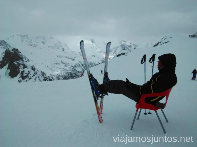 Un café, por favor Información práctica para esquiar en Vallnord, Andorra. Consejos y nuestras experiencias