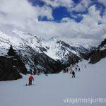 Grandiosos paisajes de Vallnord Información práctica para esquiar en Vallnord, Andorra. Consejos y nuestras experiencias