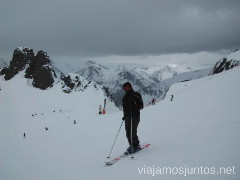 Una pausa para contemplar el paisaje montañés Información práctica para esquiar en Vallnord, Andorra. Consejos y nuestras experiencias