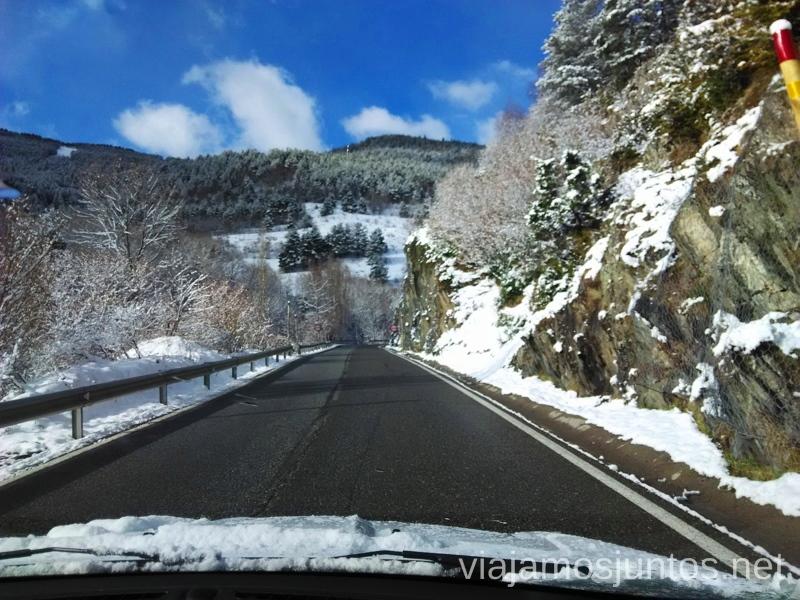 Carreteras nevadas de Andorra Información práctica para esquiar en Vallnord, Andorra. Consejos y nuestras experiencias