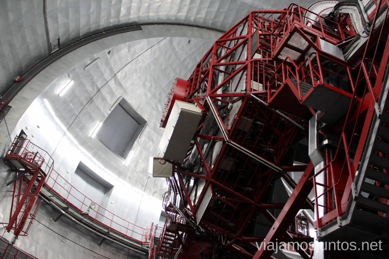 El Gran Telescopio Canarias, Roque de los Muchachos, La Palma, Islas Canarias Que hacer en la Palma, 4 actividades muy top