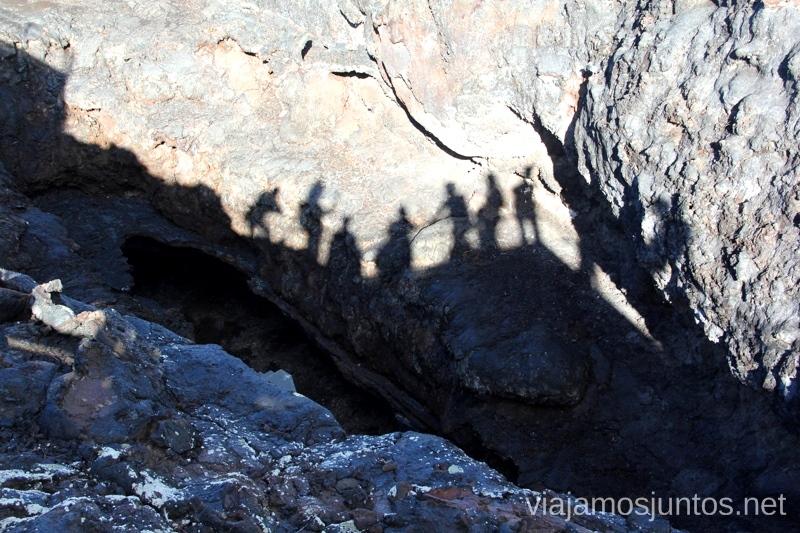 Bajando al tubo volcánico de Todoque Que hacer en la Palma, 4 actividades muy top