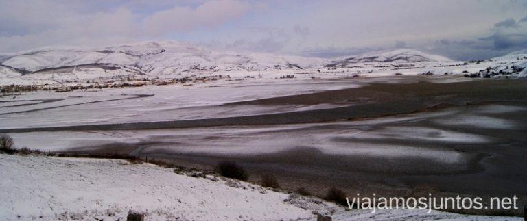 ¿A que parece Islandia? Esquiar en Alto Campoo. Consejos prácticos Ahorrar en alojamiento y transporte Lowcost