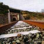 Vías de tren Esquiar en Alto Campoo. Consejos prácticos Ahorrar en alojamiento y transporte Lowcost