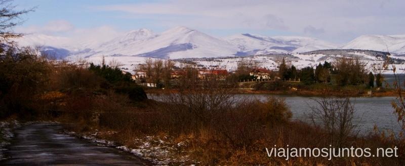 Paisajes invernales de Cantabria Esquiar en Alto Campoo. Consejos prácticos Ahorrar en alojamiento y transporte Lowcost