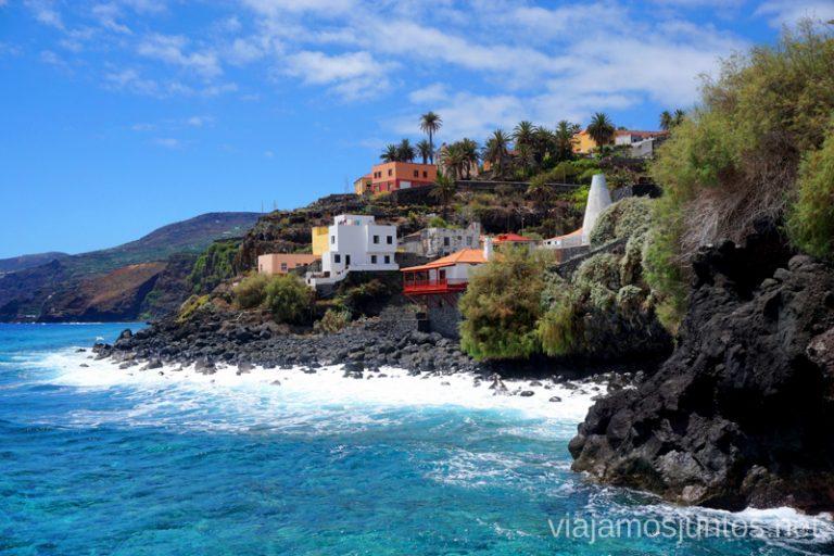 Villa de San Andrés, uno de los más bonitos de La Palma.