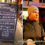 ¿Qué comemos hoy? París, Francia. Comida, alojamiento, que ver.