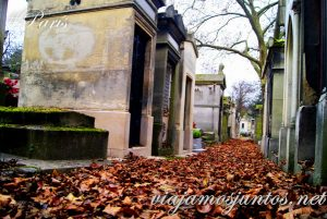 Un paseo tranquilo por los cementerios... buscando o no a algún famoso... Cementerios de París, Pere Lachaise. Francia