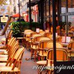 Calles de París París, Francia.