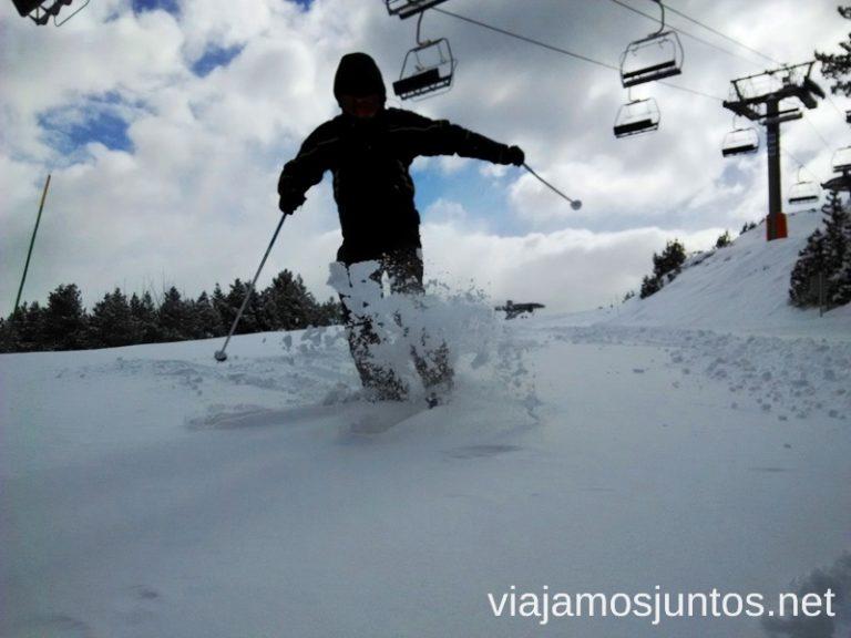 Velocidad máxima Nuestras estaciones de esquí favoritas. Dónde esquiar y cómo ahorrar
