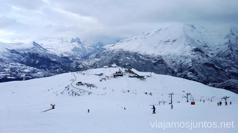 Unas de mis vistas favoritas desde Panticosa Esquiar en Formigal Donde encontrar mejores ofertas para esquiar barato en la estación de esquí Formigal Grupo Aramón