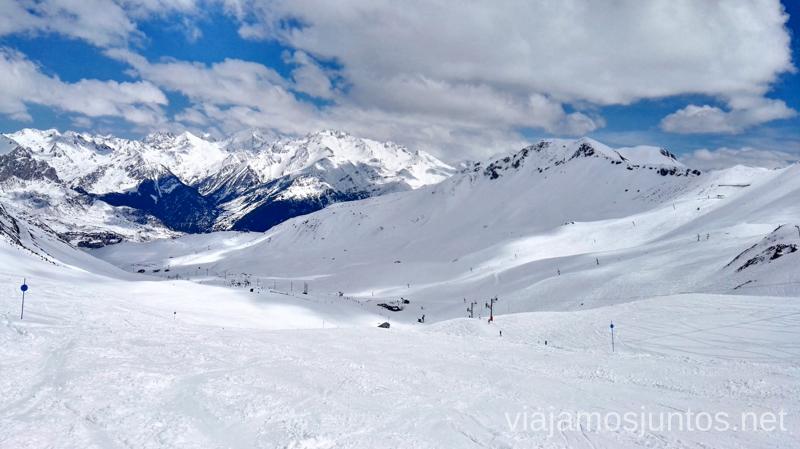 Esquiar en Formigal es disfrutar del paisaje del Pirineo Aragonés en cada momento Esquiar en Formigal Donde encontrar mejores ofertas para esquiar barato en la estación de esquí Formigal Grupo Aramón