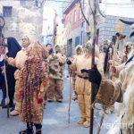Harramachos de Navalacruz Mascaradas Abulenses en Gredos. Carnavales tradicionales populares Ávila Castilla y León