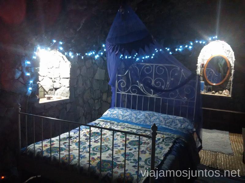 Casa-cueva de Rivendell Alojamiento barato en la Palma, Islas Canarias