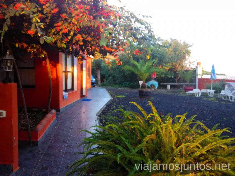 Apartamentos en la Palma Alojamiento económico en la Palma, Islas Canarias