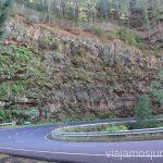 ¿cómo es conducir por la Palma? Carreteras más extremas de la Palma, Islas Canarias