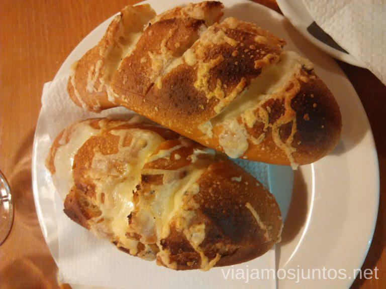 Donde comer en la Palma - en cualquier sitio, que esté lleno de locales ;)
