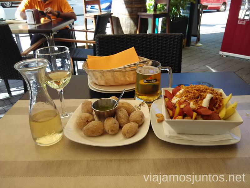 Bar de Santi, La Palma Qué y dónde comer en la Palma, Islas Canarias #laPalmaJuntos