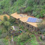 Las comodidades de los habitantes actuales de las cuevas de Buracas Ruta de los dragos de Buracas La Palma, islas Canarias