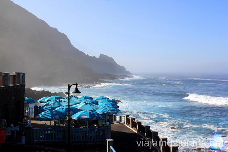 La Fajana, piscinas naturales y artificiales Playas de La Palma, dónde bañarse en la Palma en invierno también