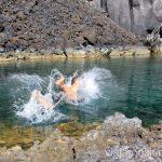 ¿Un chapuzón en las piscinas naturales de Fuencaliente? Playas de La Palma, dónde bañarse en la Palma en invierno también