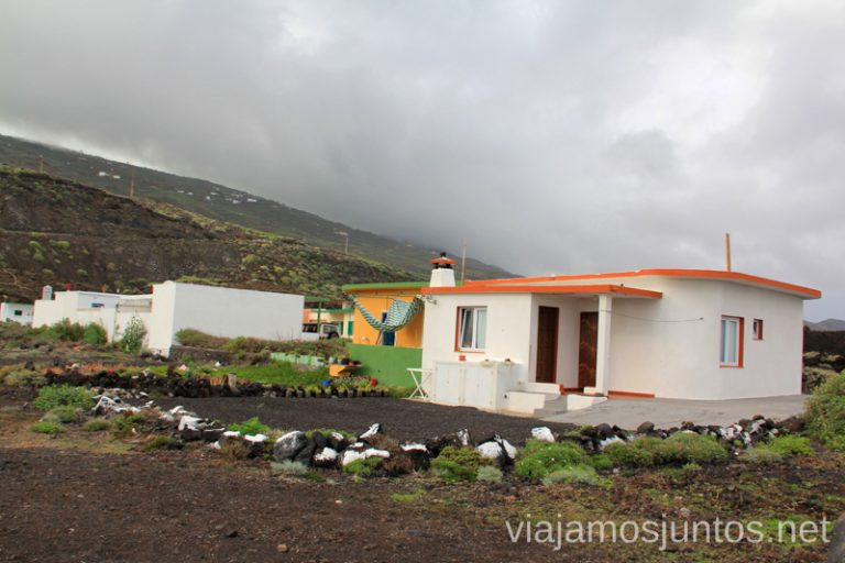 Punta del Lajío Las playas de la Palma, Islas Canarias. Mejores playas.