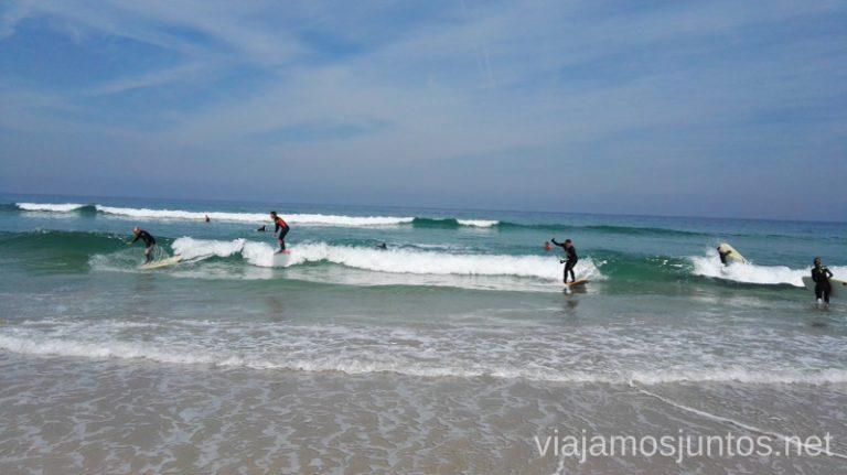 Cabalgando las olas Surfear por primera vez Surfear en Galicia #GanasdeArtSurfCamp