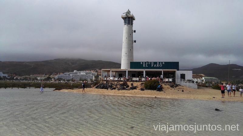 Uno de los imprescindibles de Fuerteventura - playas con lagunas 10 imprescindibles de Fuerteventura