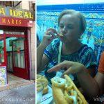 ¿Te apetece un bocata de calamares en Madrid? Que hacer en Madrid una tarde