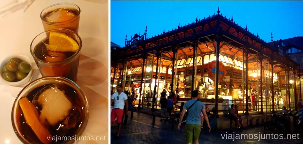 Mercado de San Miguel de noche Que hacer en Madrid una tarde
