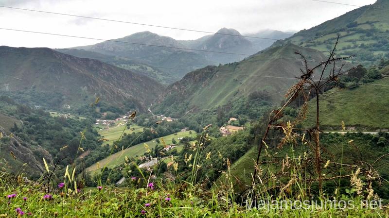 Valles y montañas Qué ver y hacer en Belmonte de Miranda, Asturias