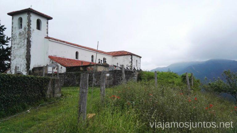 Una iglesia Qué ver y hacer en Belmonte de Miranda, Asturias
