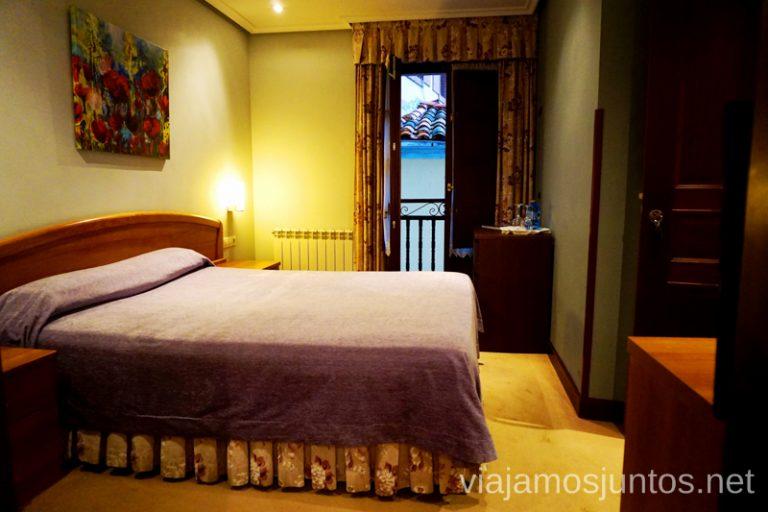Gran Hotel Rural Cela. Habitación Qué ver y hacer en Belmonte de Miranda, Asturias