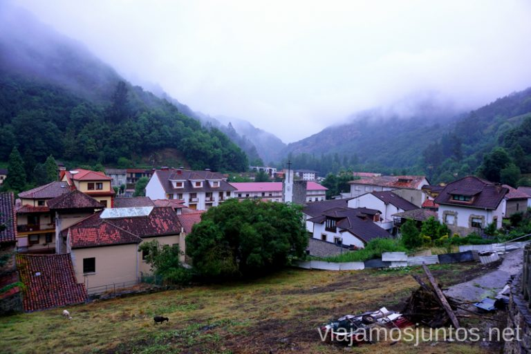 Belmonte de Miranda un día nublado Qué ver y hacer en Belmonte de Miranda, Asturias