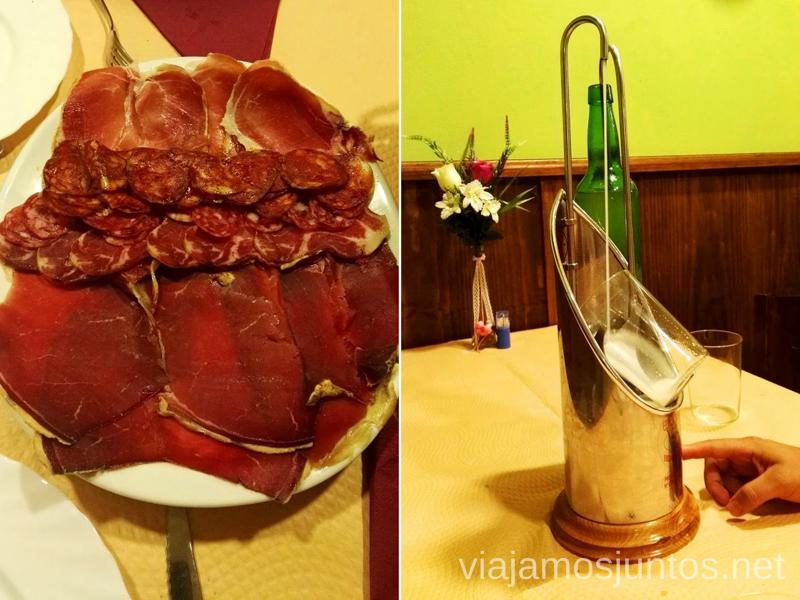 ¿Cenamos? Qué ver y hacer en Belmonte de Miranda, Asturias