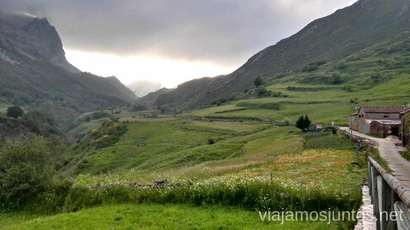 La Peral Ruta en coche por los pueblos con encanto del Parque Natural de Somiedo