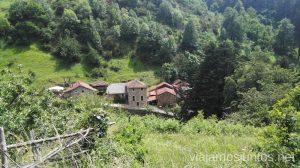 Valle de Saliencia, Parque Natural de Somiedo Asturias