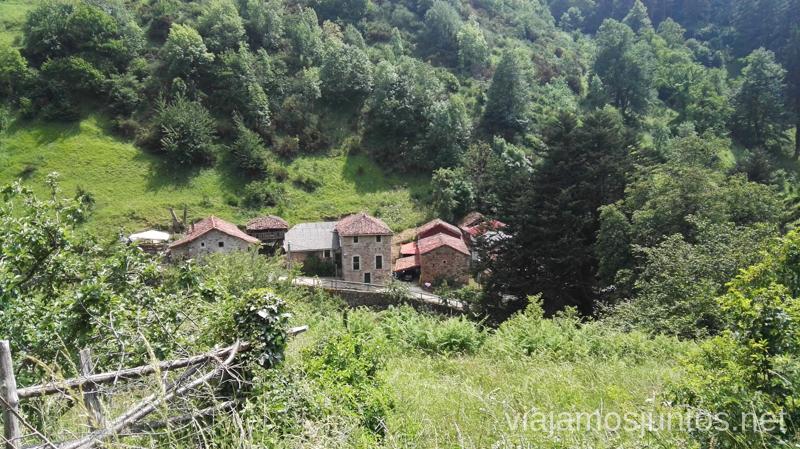 Villarín Ruta en coche por los pueblos con encanto del Parque Natural de Somiedo