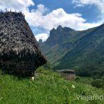 Braña la Campa, Valle de Saliencia, Asturias Ruta en coche por los pueblos con encanto del Parque Natural de Somiedo