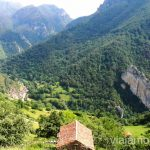 El pueblo de Veigas abajo Ruta en coche por los pueblos con encanto del Parque Natural de Somiedo